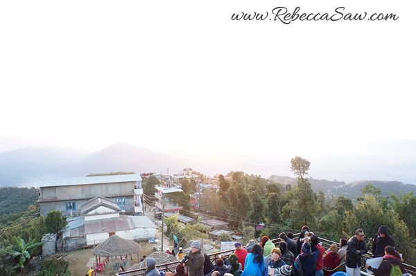 Sarangkot Nepal - sunrise pictures - rebeccasawblog-011