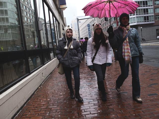 Last Month - Day 1 - Boston