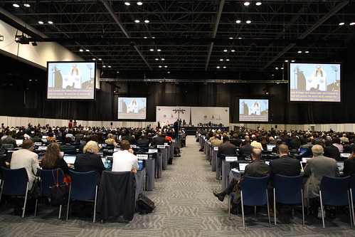 ITU WCIT-12 plenary room