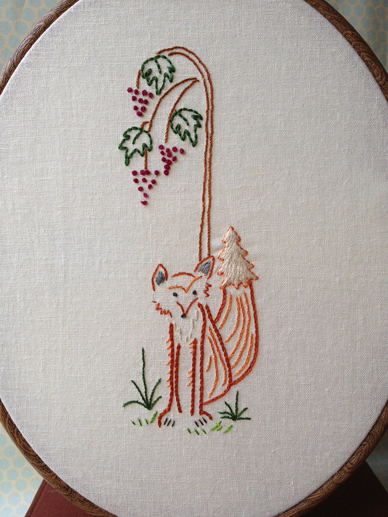 Aesop's Fables - new pattern set