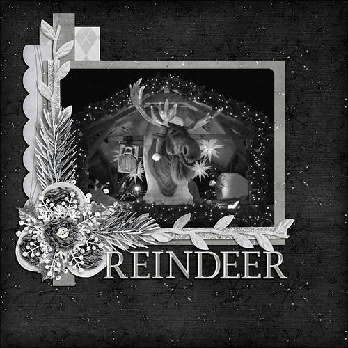 Reindeer by Lukasmummy
