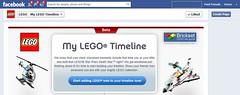 My LEGO Timeline