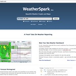 Cool Toys Pic of the Day - Weather Spark