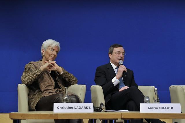 La BCE ha annunciato le misure per rilanciare la crescita e le esportazioni