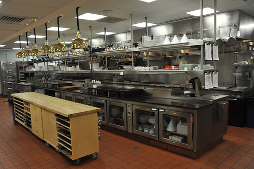 R'evolution Kitchen. Photo provided by Chef John Folse.