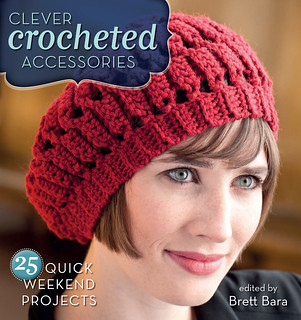 Clever Crocheted Accessories cover
