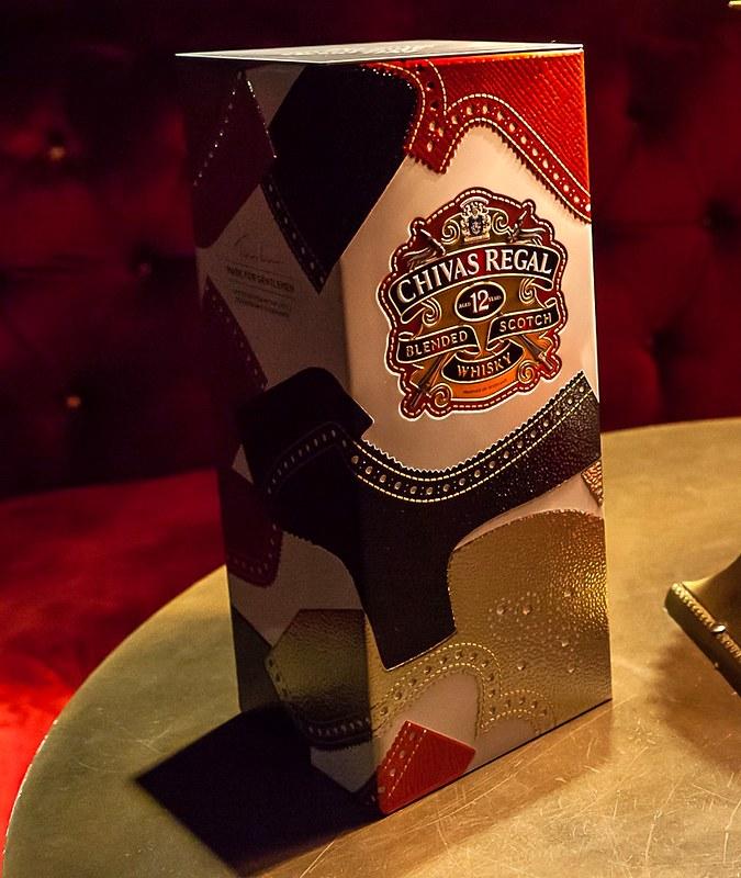 Chivas Made For Gentlemen Press Launch, with stylist Tom Stubbs
