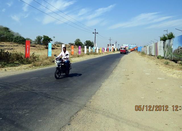 Hinjewadi - Kasarsai Road - Kolte-Patil Life Republic Marunji, Hinjewadi - Kasarsai Road, Pune 411057