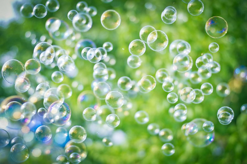 Soap bubble #8
