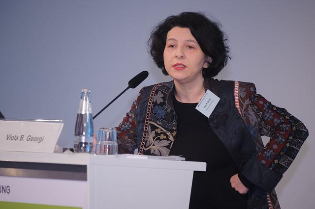 Prof. Dr. Viola B. Georgi (Stiftung Universität Hildesheim), Foto: Stephan Röhl  Foto: Stephan Röhl