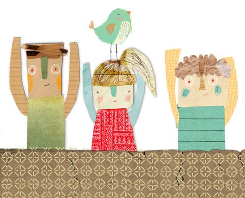 ¡como los niños! by Maca López Godoy