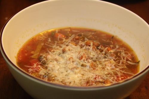 Crockpot Lentil Stew
