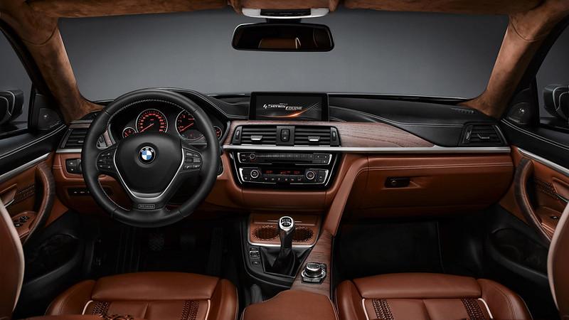 BMW 4 SERIES INTERIOR