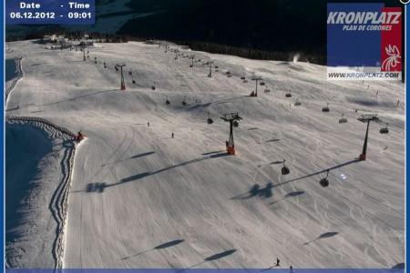 Aktuální sněhové zpravodajství: sezóna začíná