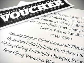 License voucher for Sator fonts