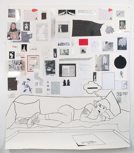 Frances Stark, Subtraction, 2007