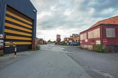 Leeman Road OTM Depot 24/7/12