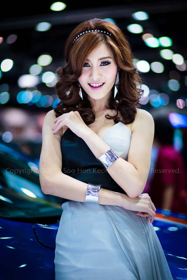 Portrait of Thailand International Motor Show 2012