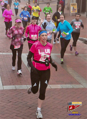 2012 TCS Annapolis Half Marathon