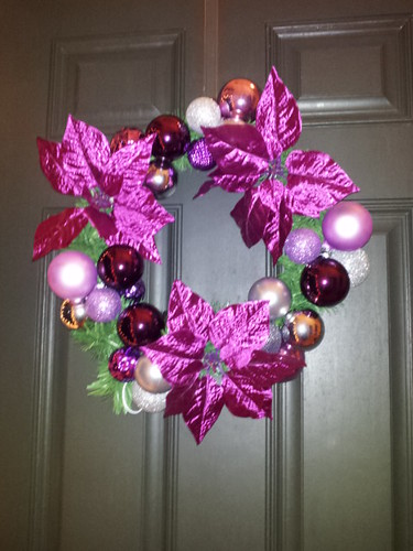 Holiday DIY Wreath