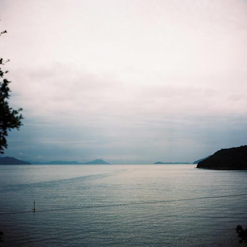 film analog kodak portra 海 naoshima 2012 旅 直島 portra160 写真部 airesreflexz あえてシリーズ