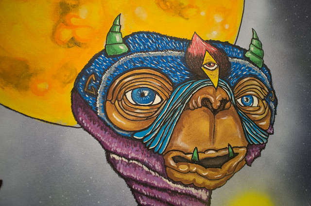 Close-ups: Space Ape/E.T.