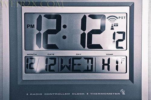 12/12/12, 12:12:12