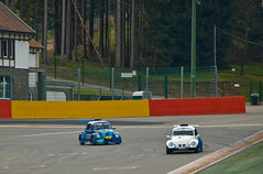 Circuit de Spa Francorchamps - VOLKSWAGEN Cox Turbo