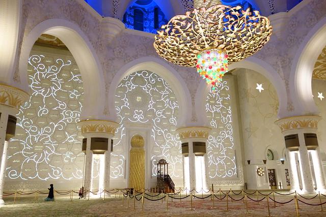 La espectacular Mezquita Sheikh Zayed en Abu Dabi 8269066520_6ca11aab54_z
