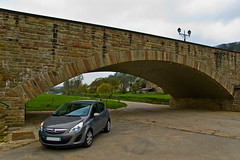OPEL Corsa '12 de location