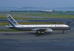 Eastern Airlines Boeing 757-225; N522EA, August 1988
