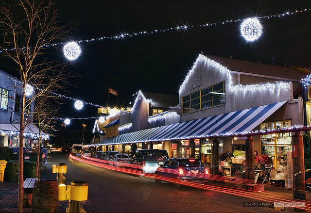 Christmas On Granville Island