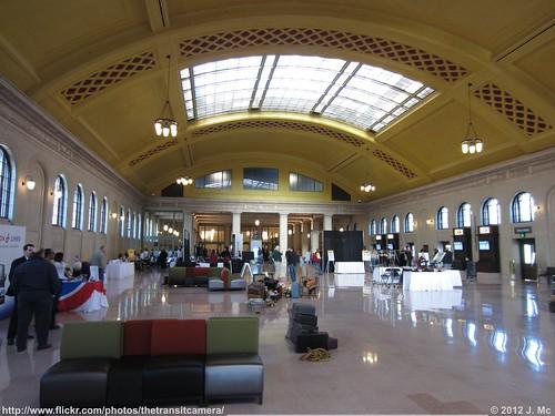SPUD Concourse Interior