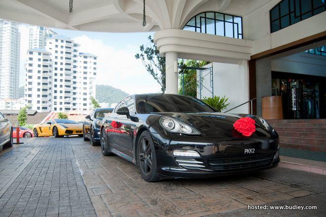 Kahwin Jeremy Chong & Suki Low 12 Disember 2012