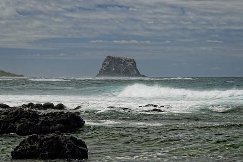sea seascape water rock landscape island coast rocks waves maurice wave mauritius ilemaurice pigeonrock ilotgabriel gabrielisland ilegabriel pigeonhouserock