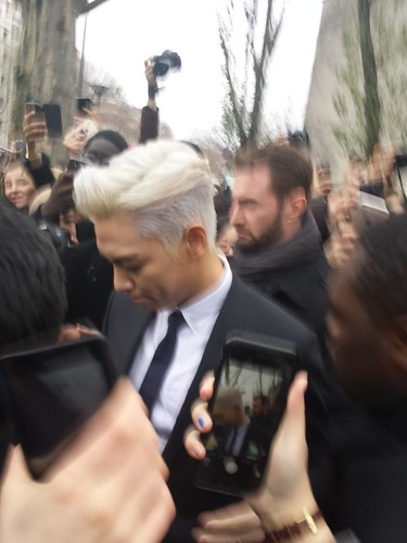 TOP - Dior Homme Fashion Show - 23jan2016 - sarahid90 - 12