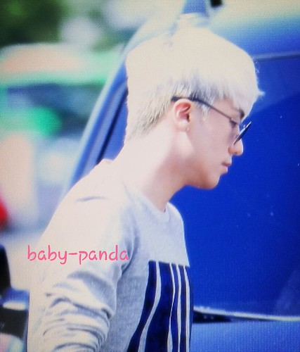 Big Bang - KBS Happy Together - 16may2015 - Seung Ri - Baby Panda - 01