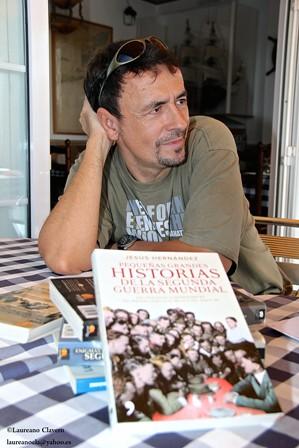 J. Hernández por Laureano Clavero