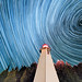 Lighthouse Starfield by Brandon_Hilder