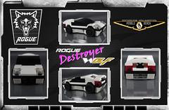 Rogue Destroyer Wolf
