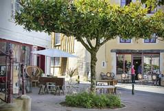 Bellême - town