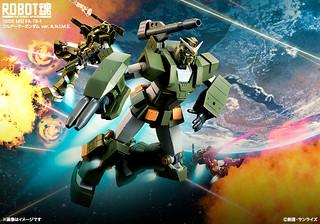 誠意滿滿超豐富配件!!ROBOT魂 FA-78-1 全裝甲鋼彈  ver A.N.I.M.E. フルアーマーガンダム