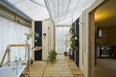<p>(e)co / Solar Decathlon Europe 2012/ I+D+Art</p>