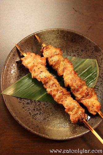 Iberico Pork, Kushiyaki Kuni