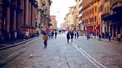 Bologna's T-Day