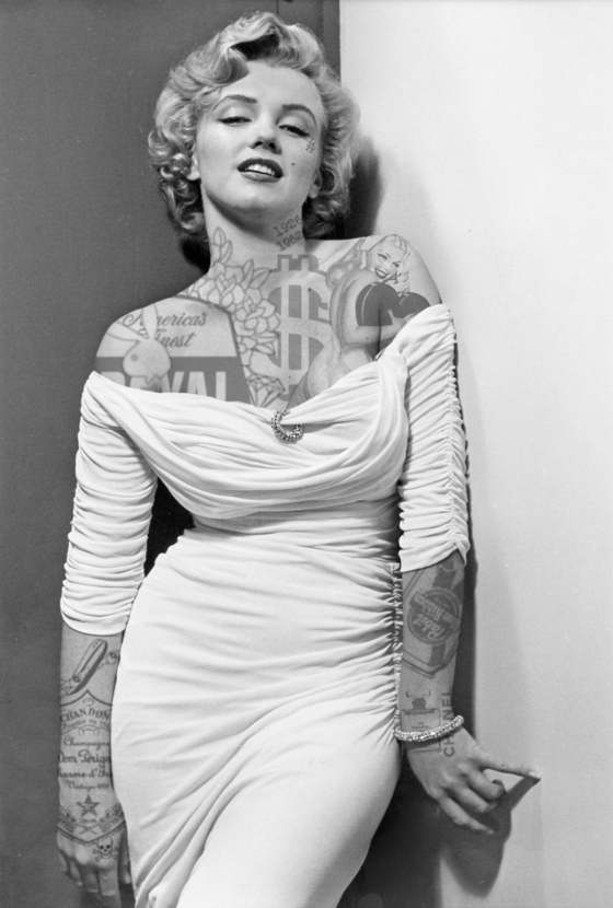 tatuajes en mujeres