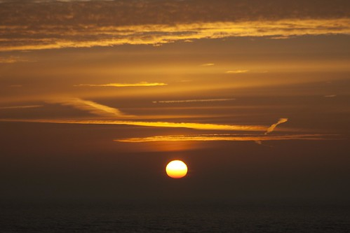 Sunrise 6th November 2012