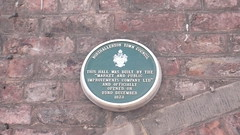 Photo of Green plaque number 11776
