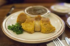 kishka with gravy: photo by Jackie Alpers
