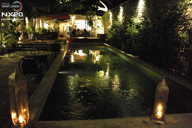 china house penang pool
